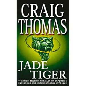 Jade Tiger - Craig Thomas