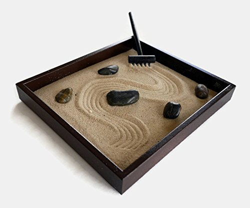 Top 5 Best desktop zen garden for sale 2016 Product BOOMSbeat