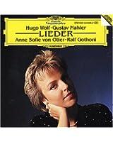 Wolf/Mahler-Otter -Lieder