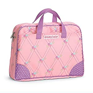 Amazon.com: American Girl Bitty Baby - Bitty's Diaper Bag 2013