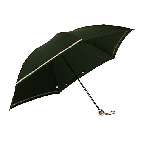 (オロビアンコ)Orobianco イタリアントリコロール メンズ折りたたみ傘 親骨60cm
