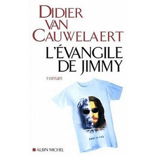 Van Cauwelaert Didier - L'évangile de Jimmy 41Y2OA3v%2BbL._SS500_