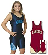 Matman DELTA Custom Wrestling Singlet (OPT4) (Call 1-800-234-2775 to order)