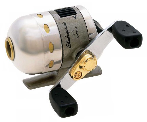Shakespear SYMCX Synergy Titanium Microcast Spincasting Box Reel, 70-Yards, 5.2-Ounce