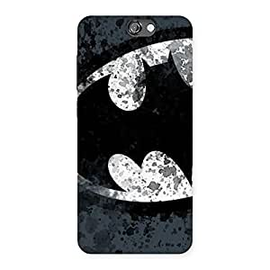 Ajay Enterprises Shade Knight Dust Back Case Cover for HTC One A9