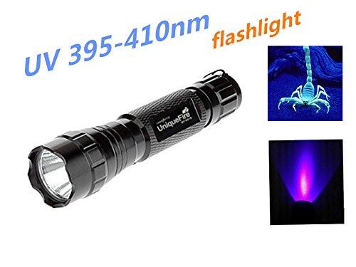 uniquefire-uf-501b-taschenlampe-3-w-395-410nm-uv-ultraviolett-led-taschenlampe-mit-features-60-fach-