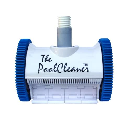 The Poolcleaner  896584000013 2X Suction PoolCleaner for Concrete Pool