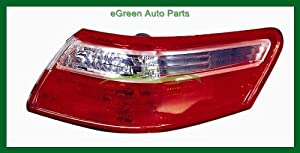 TOYOTA CAMRY TAIL LIGHT RIGHT (PASSENGER SIDE)(ON BODY;U 2007-2009