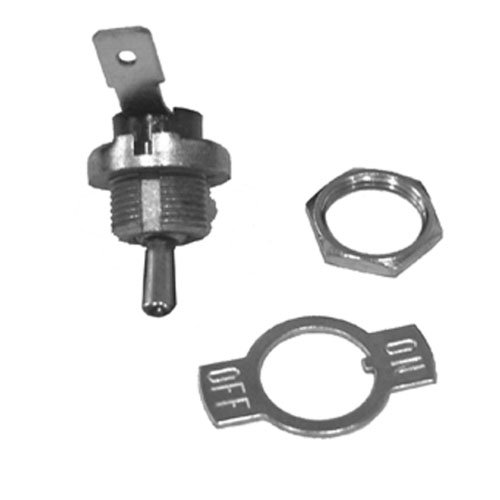 Db Electrical Ssw2825 Toggle Switch For/Kill Switch For Single Wire Self Ground 15/32 Stem Lawn Mower