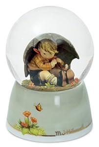M.I Hummel (Umbrella Boy) Water Globe by M. I Hummel