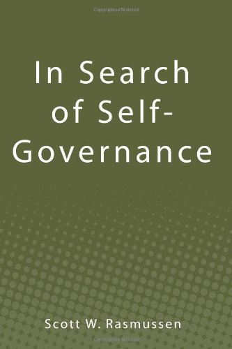 In Search Of Self-Governance