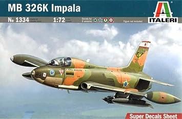 Italeri - I1334 - Maquette - Aviation - Mb 326k Impala