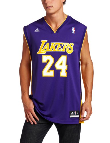 Los Angeles Lakers Kobe Bryant Men's Purple NBA