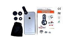 Cell Phone Lenses 3 in 1 Kit