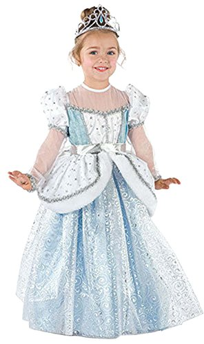 CherWow® Kids Children Girls Cinderella Princess Palace Outfit Party Dress