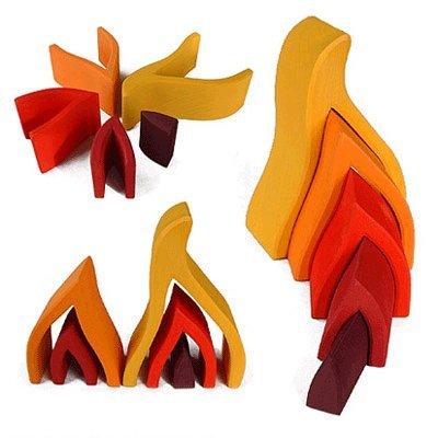 Cheap GRIMM'S SPIEL & HOLZ Nesting Fire Stacker (B001CNA1OY)