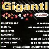 Il Meglio by I Giganti