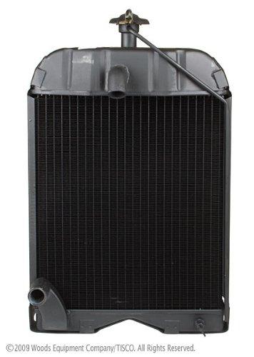 Tisco 8N8005 Replacement Part For Radiator. Ford N Series 9N, 2N, 8N Tractors. No 8N8005