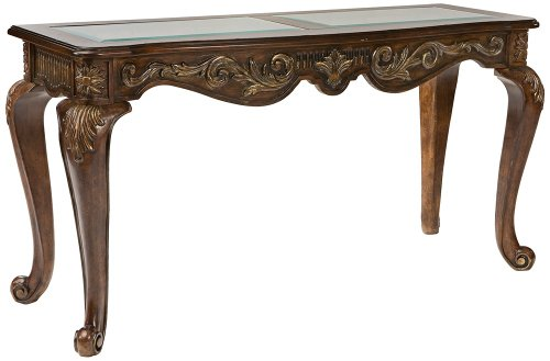 Babette Chateau Brown Sofa Table