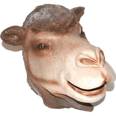 Desert Camel Adult Mask Halloween Costumes