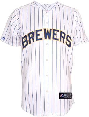 Milwaukee Brewers Bob Uecker Men's Jersey