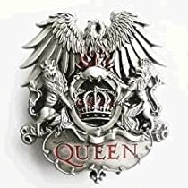Queen Band Belt Buckle