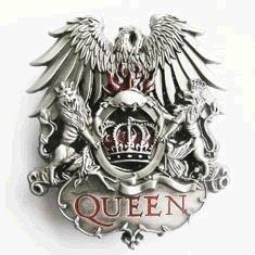 Queen Band Belt Buckle