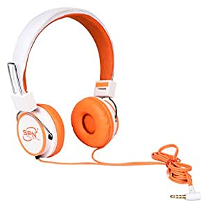 LG Optimus G 'COMPATIBLE' SPN SP40 Stereo On-Ear Headphone by BS Enterprise