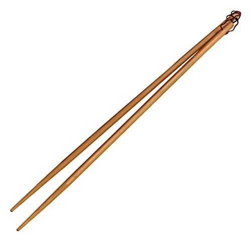 IMUSA USA WPAN-10012 4-Pair Bamboo Cooking Chopsticks, 13-Inch, Brown (Chopsticks Cooking compare prices)