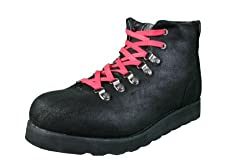 Grenade Hi-Top Heavy Artillery Leather Shoes Black Shoe Size: 10