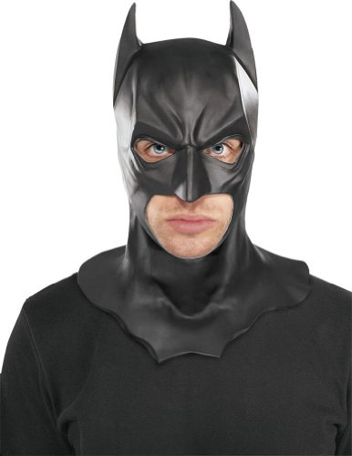 Batman Adult Full Mask Halloween Costume - Most Adults