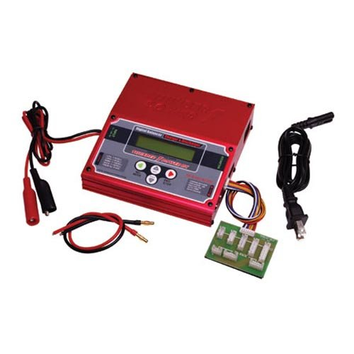 Thunder Power RC TP610C-ACDC Multi-Chemistry AC/DC Charger/Discharger/Cycler with Balancing System