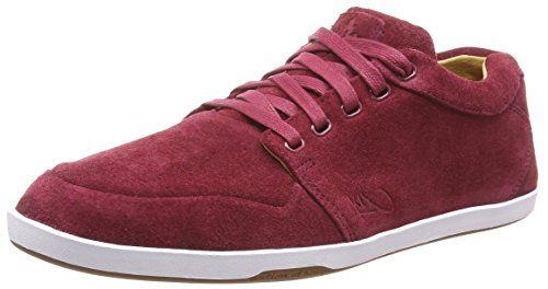 K1X - K1X Lp Low Le, Sneakers da uomo, rosso (burgundy / honey), 40
