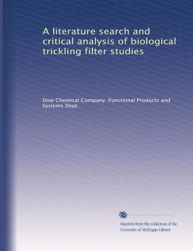 a-literature-search-and-critical-analysis-of-biological-trickling-filter-studies-volume-2