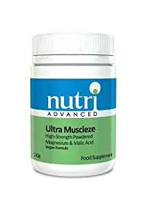 Nutri Advanced Ultra Muscleze Magnesium & Malic Acid Formula 150G