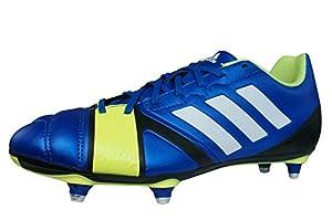 Adidas Nitrocharge 3.0 SG Mens Fußballschuh / Cleats - blau - SIZE EU 44