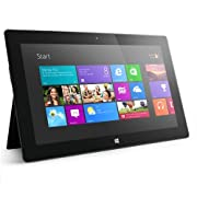 Windows Surface RT Tablet with 64GB Memory 10.6