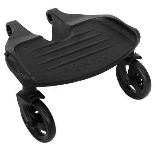 JOOVY Qool and Too Qool Ride-on Board, Black - 1