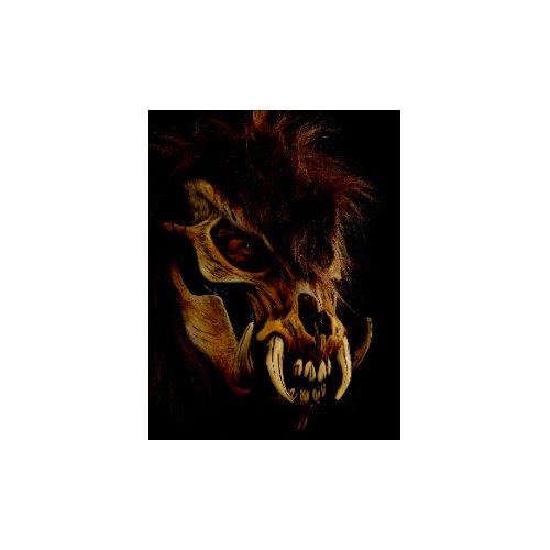 Wild Thing Monster Adult Halloween Mask