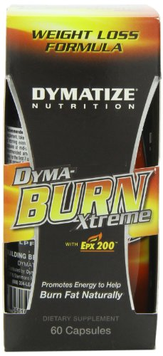 Dymatize Nutrition Dymatize Nutrition Dyma Burn Extreme 200, 60 Count