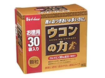 ウコンの力 顆粒 お徳用 1.5g*30袋