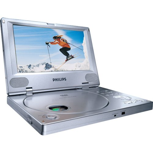 Philips Philips Portable DVD Player PET-805