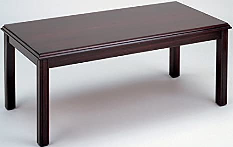 Lesro Madison M1470T5 Coffee Table Mahogany