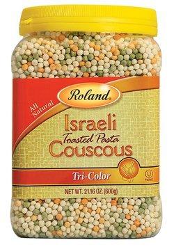 Israeli Couscous, Tri-color (21.16oz)
