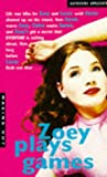 Zoey Plays Games (Making Out Series) (0330347799) by Katherine Applegate