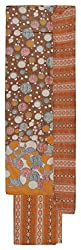 P Style Women's Cotton Unstitched Dress Material (Multi-Coloured)