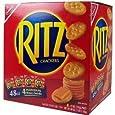 Nabisco-Ritz Crackers, 4/12oz Packs