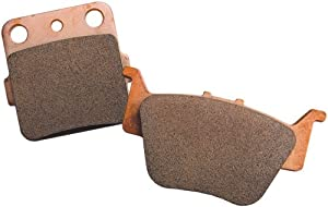 EBC Brakes FA185R Heavy Duty Sintered Copper Alloy Disc Brake Pad