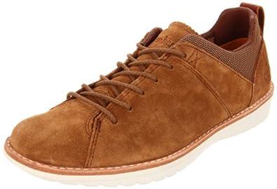 亚马逊美国_断码价:Timberland Earthkeeers Travel Spor天木兰男款休闲皮鞋