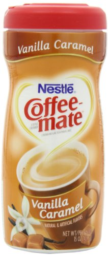 Coffee-Mate Vanilla Caramel Powdered Coffee Creamer, 15-Ounce Packages (Pack of 6) at Sears.com